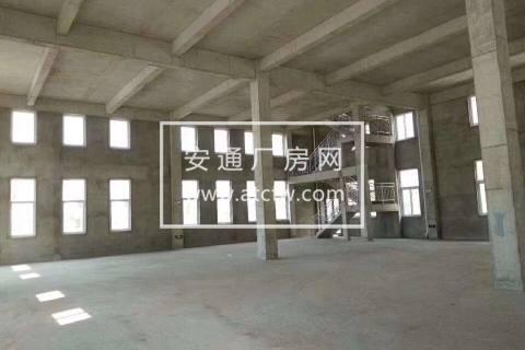 租售政府园区全新标准厂房,层高8米50年独立产权首付1成可贷