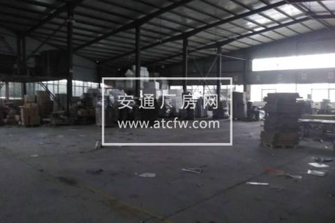 富阳城西3000方钢架仓库出租