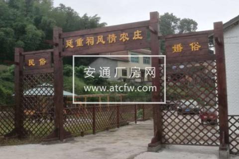江津区塘河古镇130000方土地出租