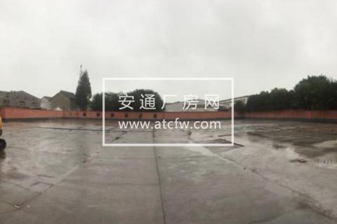 嘉定区翔江公路金昌西路4500方土地出租