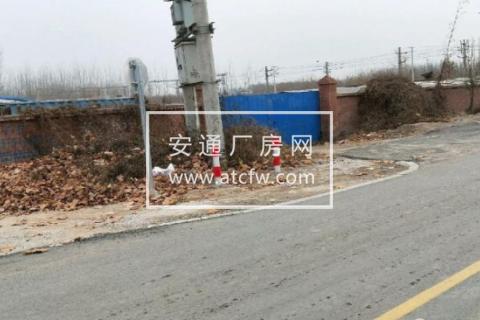蓟州区津蓟高速102出口1公里8600方土地出租