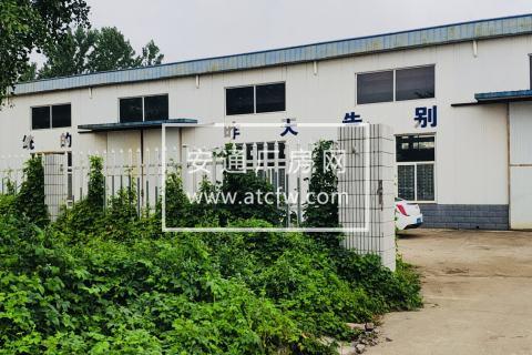 大型仓库整租阜宁开发区G204国道2250平米