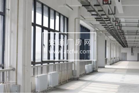 蔡家坡百万平方米标准化厂房
