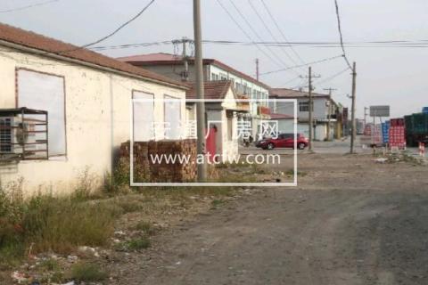 静海区205国道商业街2000方厂房出售