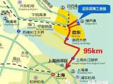 江苏启东高新园区厂房23000平出租/售-近上海具潜力