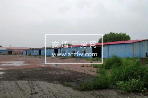 北辰区南麻疸村邻205国道33000方厂房出租