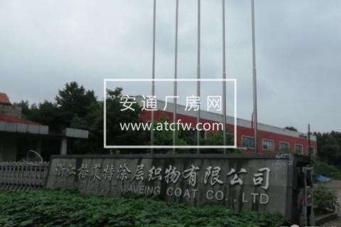 婺城区汤溪镇开发区金西大道20000方厂房出租