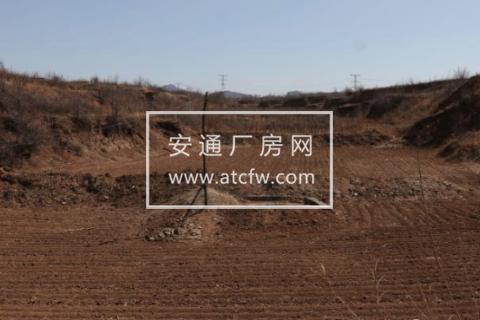 朝阳县区黄杖子村53280方土地出租