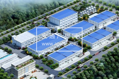 翁源县区韶关市翁源县精细化工基地4600方厂房出租