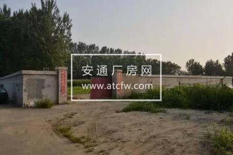 北京昌平3亩院落出租:距六环五公里