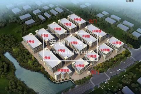杭州萧山机场附近 独栋6540方 单价3550元 可按揭 首付5成