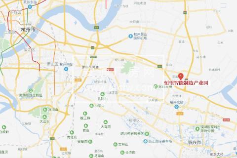 绍兴柯北智能制造产业园区招商 低首付 可按揭 独立产权