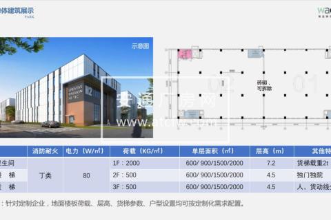 杭州周边 独栋厂房出售 单价3000元/平 可按揭 首付3成起 低利率