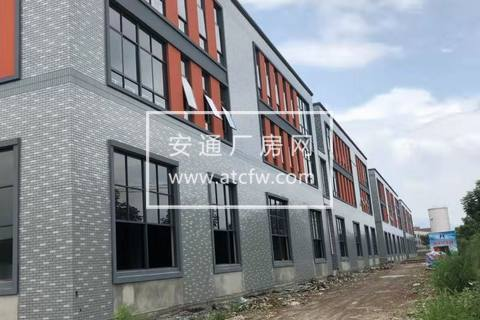 富春江边全新低价五十年独立产权厂房,园区直招