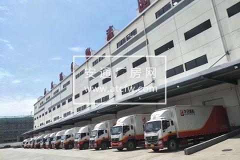 传化公路港9300㎡丙二类高台库出租