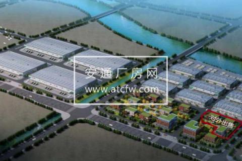 梁平区智慧小镇天荣家居产业园1200方厂房出售