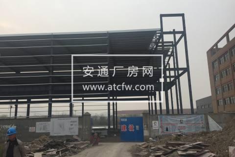 瓜沥1800方全底层钢结构厂房出租可分租