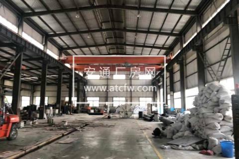 出租余杭仁和1600方单层钢架厂房有行车