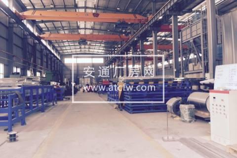 出租余杭仁和3000方单层钢架厂房