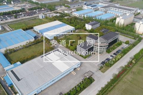 上海松江自有厂房出租,G1503泖港出口附近,证照齐全
