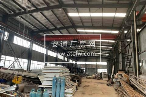 出租临安青山湖3000方单层钢架厂房