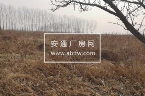 房山区广润庄村6000方土地出租