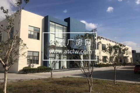松江104板块专业生物医疗园区各种面积自由选一手全新厂房出售