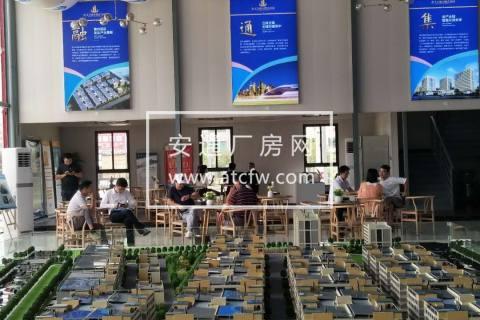 全新小微企业园厂房出售独立产证968平首付2成,物流方便层高6.7米