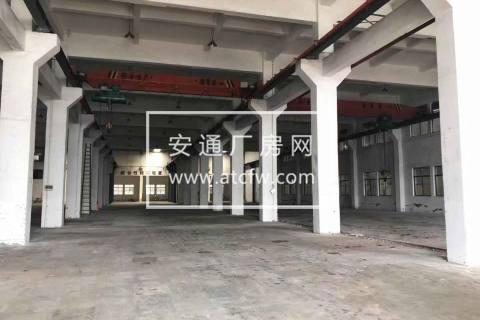 出租崇贤5000方独门独院仓库