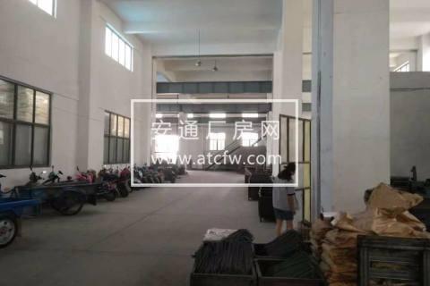 北港工业园2800方底楼行车厂房出租