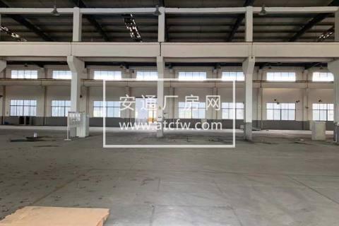出租余杭黄湖10000方单层钢架厂房