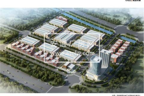 郑州地区稀缺钢构厂房出售