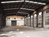 金港后塍1000平标准机械厂房 行车10吨