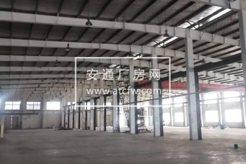 嘉兴南湖10000平方全单层厂房出租