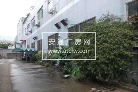 宝安区凤岗靠近东深二线旁6800方厂房出租