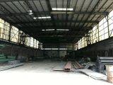 锦丰2000平标准机械厂房出租 场地大 行车10吨