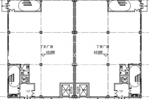 地铁口厂房 500至6400平 独栋双拼 有产权50年