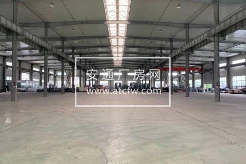 出租余杭经济开发区6350方钢构厂房+4000方办公楼