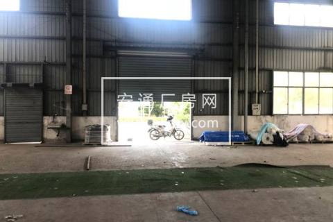 L出租德清雷甸2800方钢结构厂房  空地大