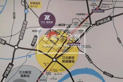 厂房 地铁口 江北新区 500至6400平 生产办公一体 欢迎咨询