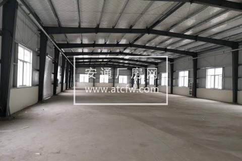 马鞍山雨山区4栋1300-1600平方米仓库出租!