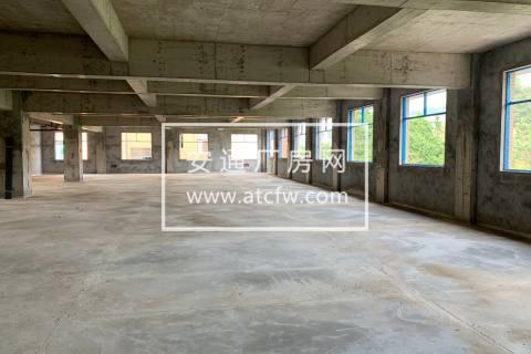 新建混凝土框架厂房出租