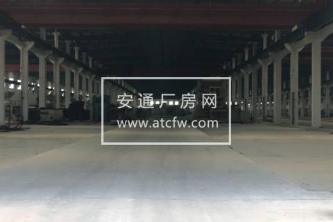 雷甸工业区单层钢结构10000方出租9米高可装行车、可以分租