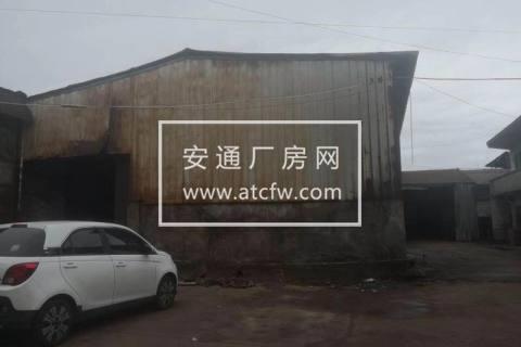 出租澥浦庙带550方钢棚厂房