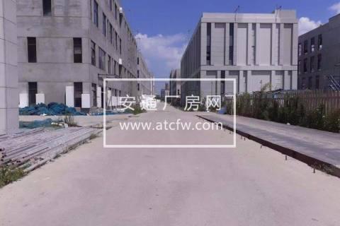 长芦地铁站旁全新厂房 首层8.1米 可贷款 可分割 50年产权