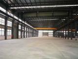 H滨海工业区单层8700方厂房出租(楼层高,间距大)