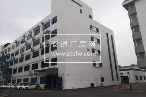 石岩单一层、一、二楼厂房出租,可分租,靠近地铁站。