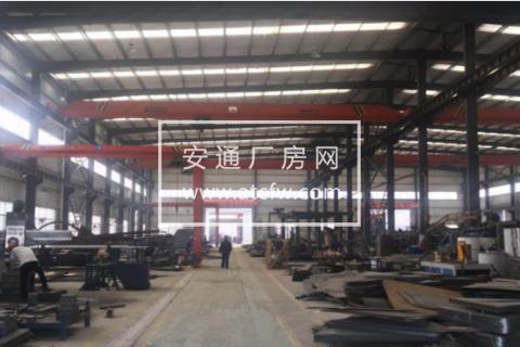 余杭开发区30亩土地33000方厂房出售 框架结构1-5层27000方 一楼7.5米高
