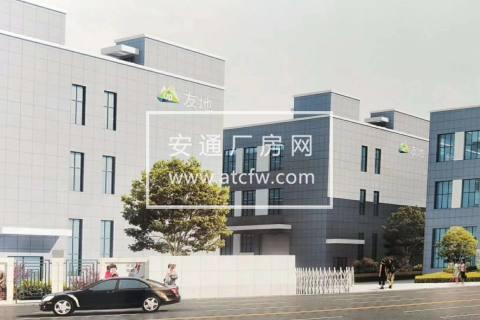 杭州附近独栋厂房出售  准现房  3层户型可贷款