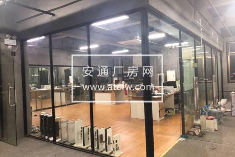 北苑厂房整层580平仓储办公一体18元一平一月
